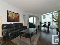 Unobstructed Lakeview Corner Unit. Floor To Ceiling