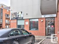 Sq Ft 2714 Commercial space for rent Montreal -