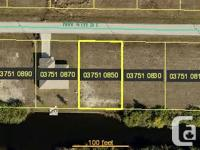 Great Location - Freshwater Lot- with Seawall IN... One