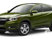 Description: This is a 2016 Honda HR-V EX. Call for