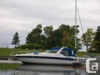 Additional Options:A-C, Heat, 6.5K Gennie, Windlass,