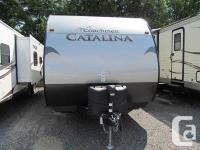 2015 Coachmen Catalina 273TBS The Coachmen Catalina is