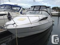 Owner Wants Sold! Price Just Reduced! 28' Bayliner 285