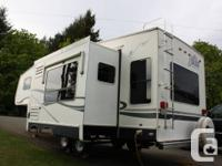 28 FT Jazz 5th Wheel for rent.  July & August   $999.00