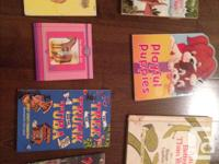 28 Kids books. Includes first encyclopedias and science