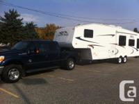 2007 Gulf Stream Canyon Trail 29RLFW 32' 5th wheel.This