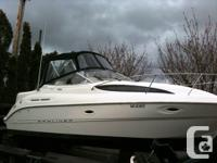 This is your ever so popular 26' Bayliner Ciera for a