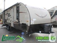 2016 Forest River Cherokee Grey Wolf 23DBH $73 Weekly