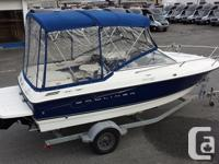 2010 Bayliner Discovery 192 is one fine fishing and