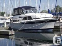 Classic 1980 Chris Craft Catalina 350 with many