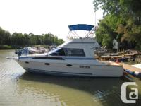 Deal of 2015 This 1987 Bayliner 3460 Trophy Comand