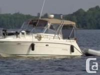 FRESH WATER 30 feet EXPRESS CRUISER WITH LOTS OF