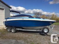 Crownline has worked their way to becoming the 5th