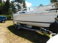 ~~Lovely Hunter 25 in terrific condition. This boat has