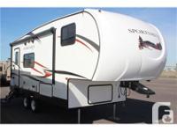 Description: A truly half-ton towable 5th wheel! Our