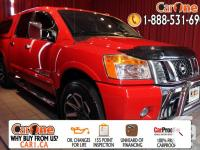 2012 Nissan Titan Crew Cab SL 4X4 SWB The Matador Red,