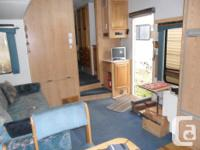 # Bath 1 Sq Ft 224 Pets Yes Smoking Yes # Bed 1 29' RV