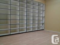 4400 sqft unit with 1200 sqft of office space. Includes