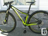Great 29er in incredibly disorder. Aluminum Specialized