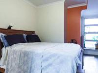 pacious, colourful, west facing, furnished 2 bed/2 bath