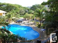 Our Second flooring condominium is in Playa del Coco
