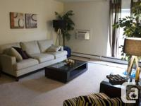 Enjoy a completely renovated and updated apartment in a