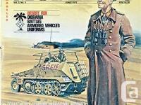 MILITARY MAGAZINES: MILITARY MODELER - JUNE 1975 DESERT