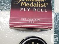 Both rod & reel brand new in perfect condition, never