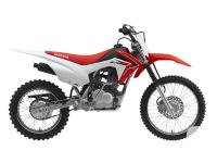 Basically, it's the same great machine as our CRF125F,