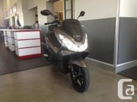 PCX150The best-selling motorized two-wheeler in Europe