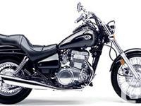 2003 Kawasaki Vulcan 500 Perfect starter bike!Awesome