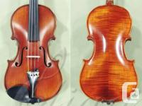 New Gliga Store in Vancouver. Gliga Violins Canada.