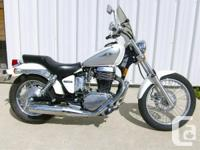 2009 SUZUKI 650 S40 BOULEVARD Built For Fun, Pure and