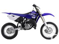 New top end. 160lbs compression.The revised YZ85 is