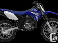 2015 YAMAHA TTR125LEThere's no better way to build