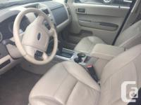 Make Ford Model Escape Year 2008 kms 215 2008 FORD