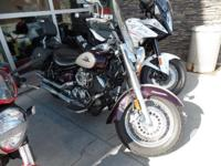 Lots of accessories including Vance & Hines
