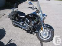 200 YAMAHA V STAR 1100 MOTORCYCLE This V Star has 58,