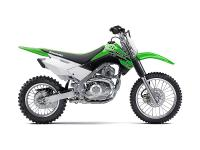 2016 Kawasaki KLX140 LIFESTYLE Off-road riders and