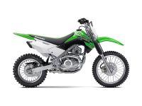 2016 Kawasaki KLX140 LIFESTYLE Off-road riders and