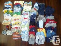 Baby boy clothes - 3-6 month sizing. All in great