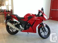 New CBR300R .The CBR250R introduced many people to the