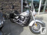 Nice Clean bike ! KAWASAKI�S NEW VULCAN 900 CLASSIC