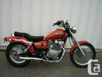 Great starter bikeThis bike only has 2,455mis! If you