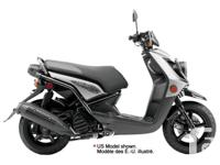 2014 Yamaha BWs 125Check out the fun loving, sporty,