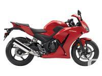 New Model for Honda Honda�s New CBR300R: Light, Nimble,