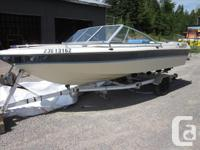 1985 Thundercraft Nova 162This boat is priced to