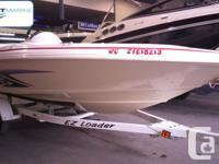 Rare sur le marché...Rinker Rocket 1996... Open deck