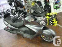 Great around town and on the highway 4-stroke,
