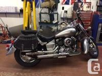 Nice clean bike! Acc. included aftermarket exhaust,